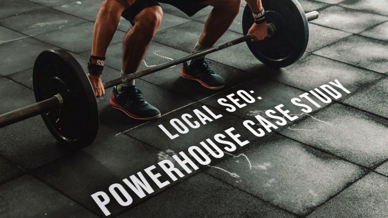 Local SEO case study with Powerhouse Gym | ADventure Marketing digital marketing agency in Tampa