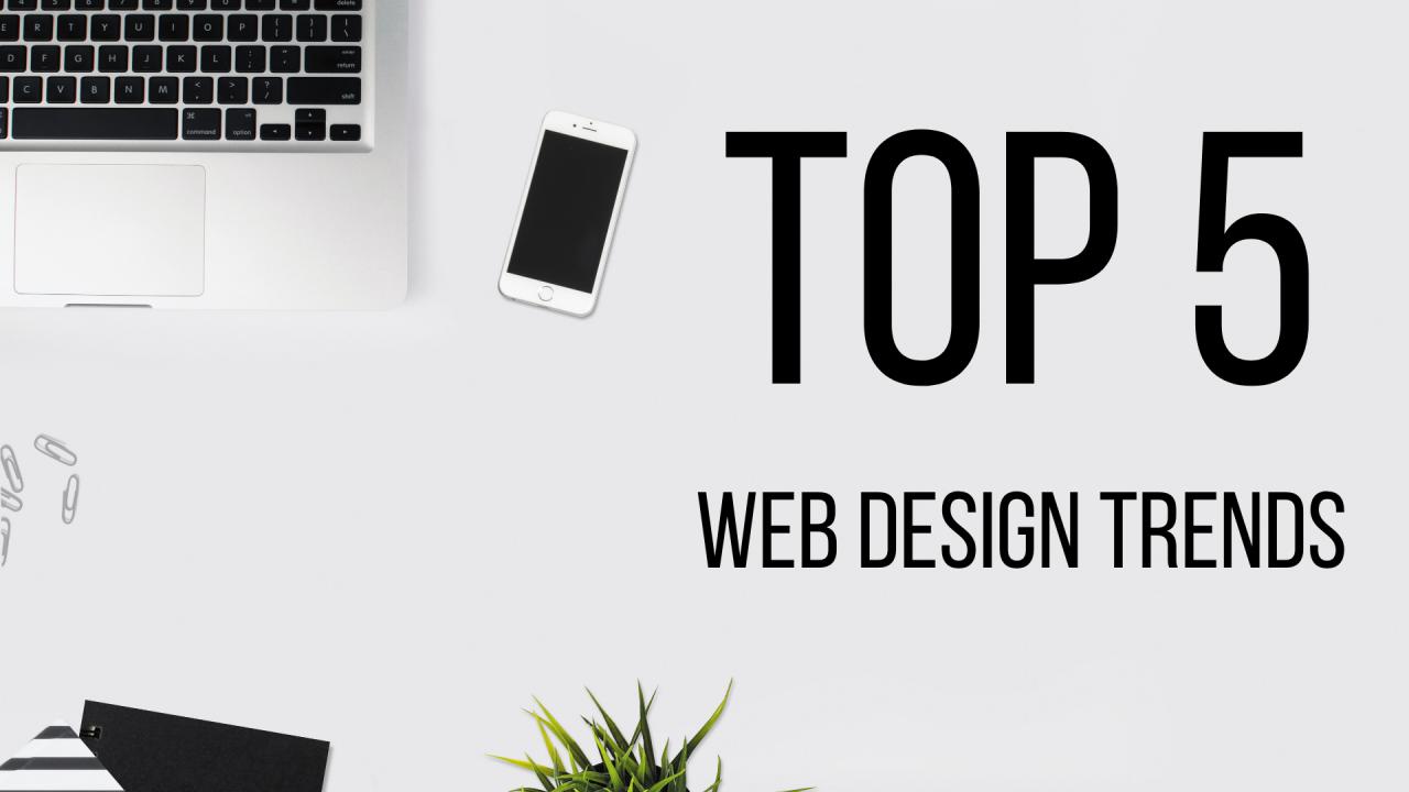Web Design Trends | ADventure Marketing Firm in Tampa