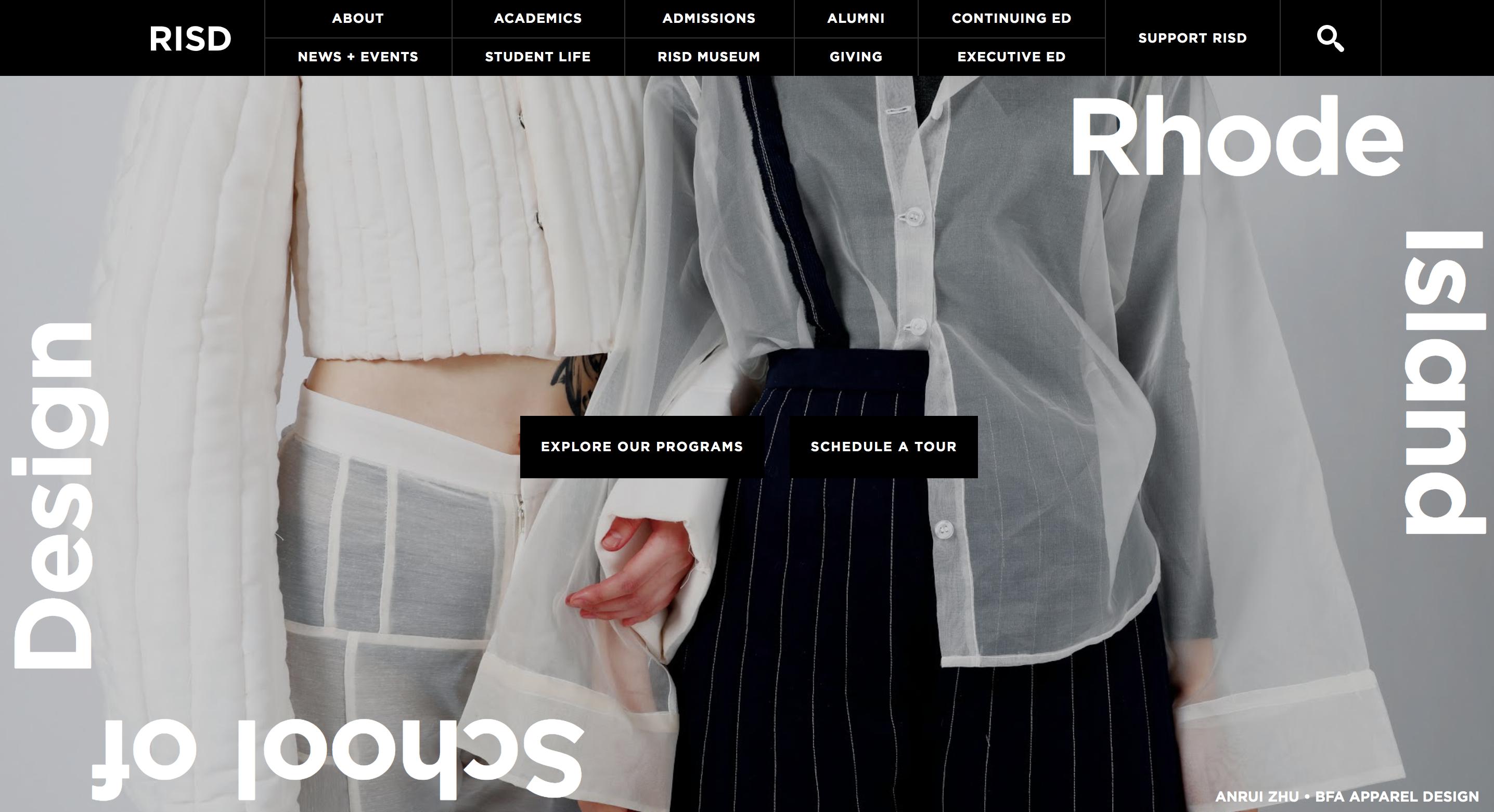 Rhode Island, School of Design | ADventure Marketing