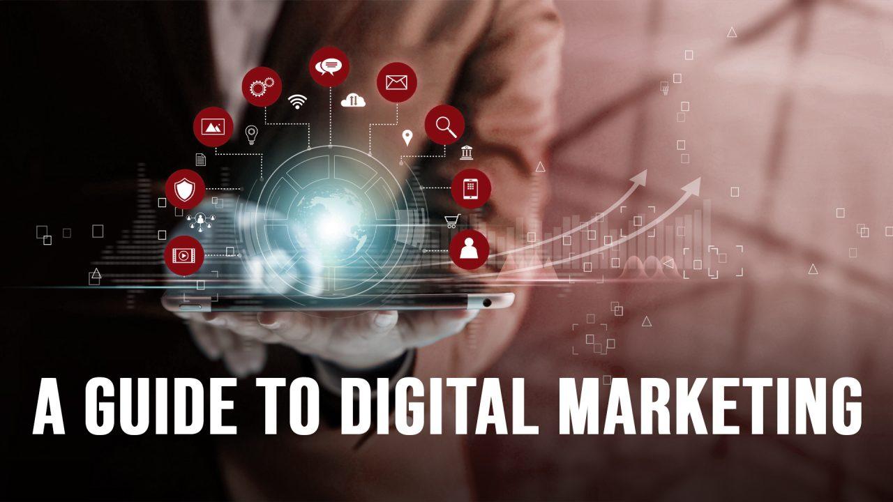 A guide to digital marketing | ADventure Marketing blogs